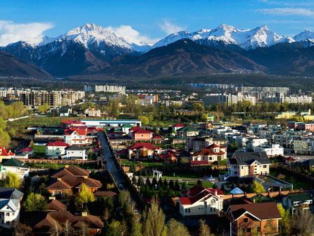 Almaty – General Info