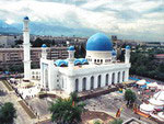 The Central Mosque, Almaty