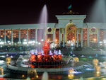 Fountains of Almaty, Tashkent