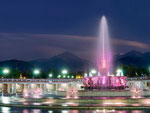 Fountains of Almaty, Kazakhstan