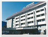 Astana International Hotel, Almaty