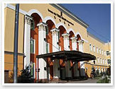 Grand Tien Shan Hotel, Almaty