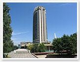 Отель Казахстан, Алматы